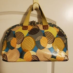 Fossil Key Per Zippered Bag